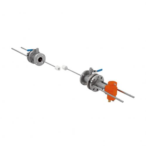 FLOWSIC100 Flare 超聲波氣體流量量測裝置