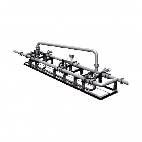 FLOWSKID600 流量計量系統