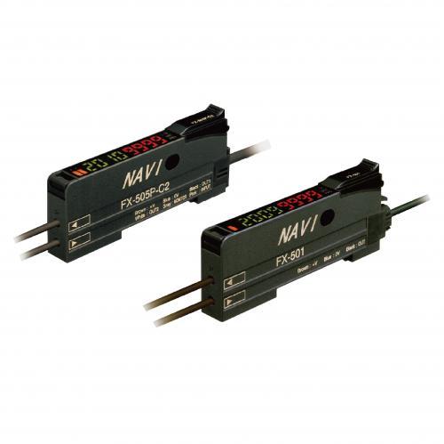 FX-500系列 數位光纖感測器