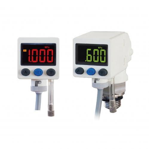 P50系列-腐蝕性液/氣體壓力開關