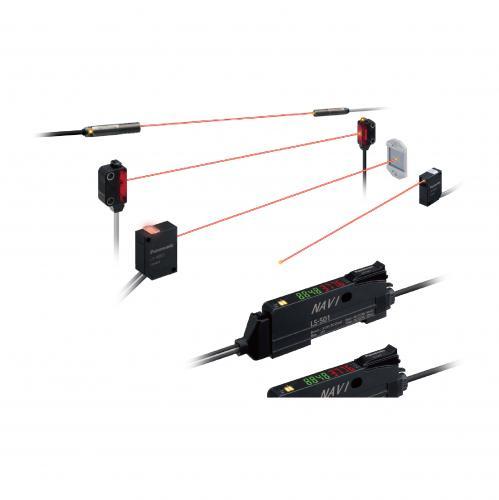 LS-500系列 數字雷射感測器