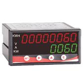 MT60W 數位交流 KWH/KW.A.V 集合式電錶