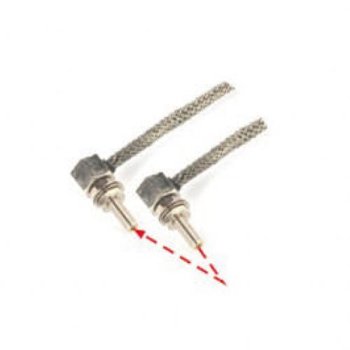 金屬耐拉90度光纖線