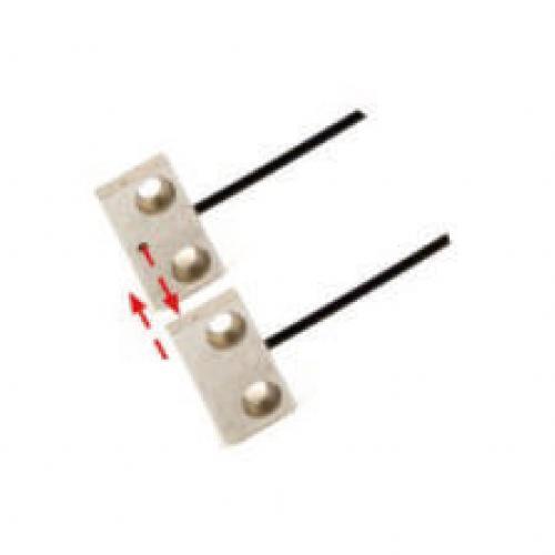 對射平板支架型光纖線