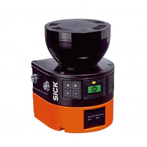 outdoorScan3 安全區域雷射掃描器