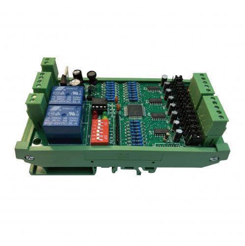 PCB-8AI-2DO 資料收集模組