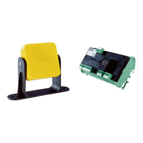 safeRS 安全雷達感測器