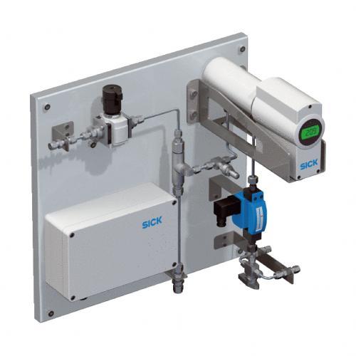 TRANSIC Extractive 客製化分析儀系統